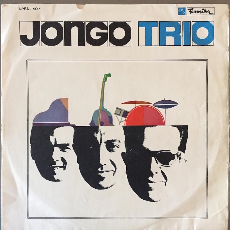 Full jongo trio st front