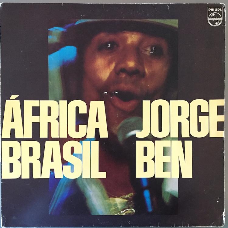 Full jorge ben africa brasil front