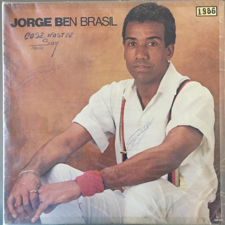 Full jorge ben brasil front