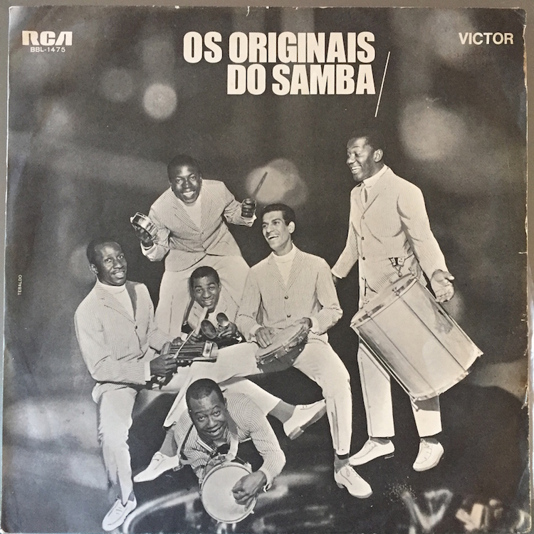 Full originais do samba st front