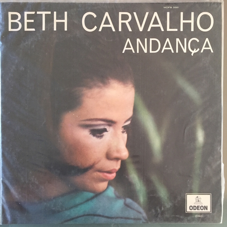 Full beth carvalho andanca front