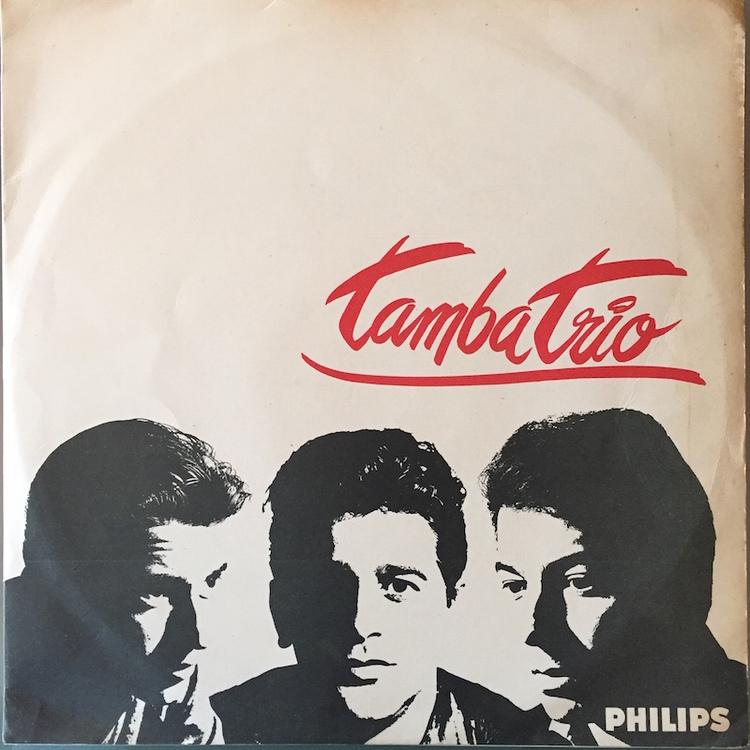Full tamba trio st front