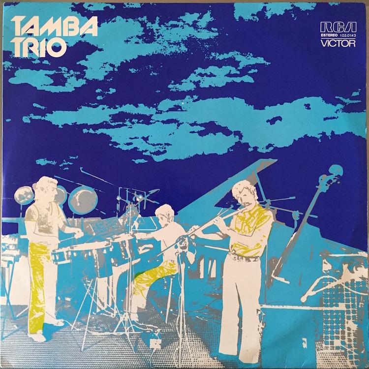 Full tamba trio st2 front