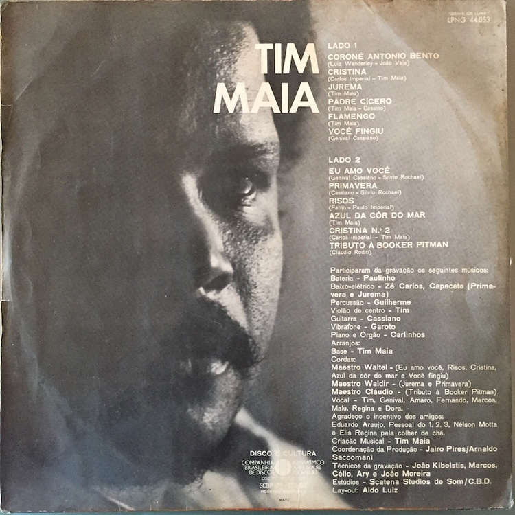 Full tim maia st back
