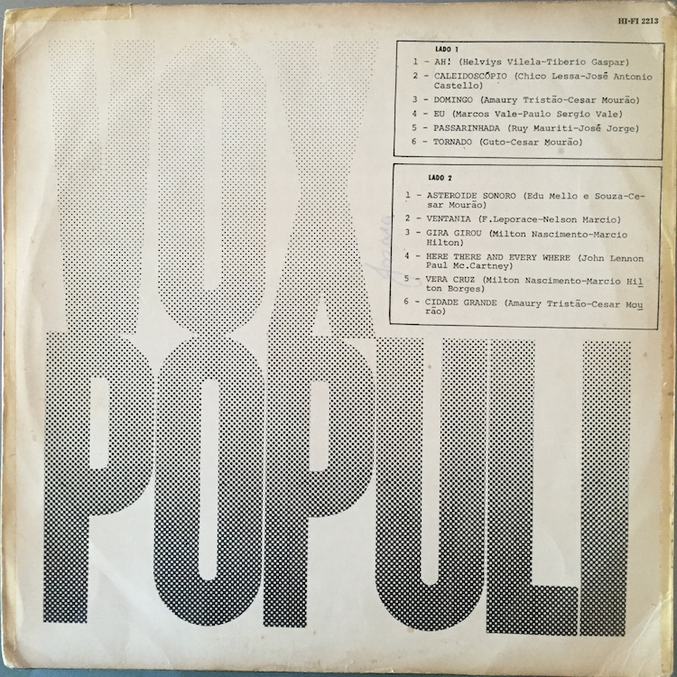 Full vox populi back
