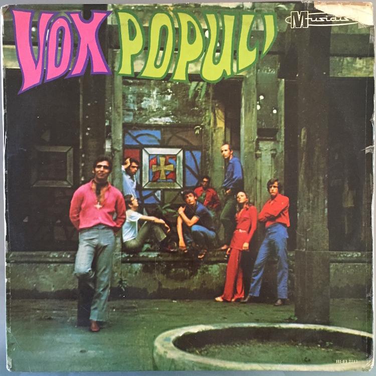 Full vox populi front