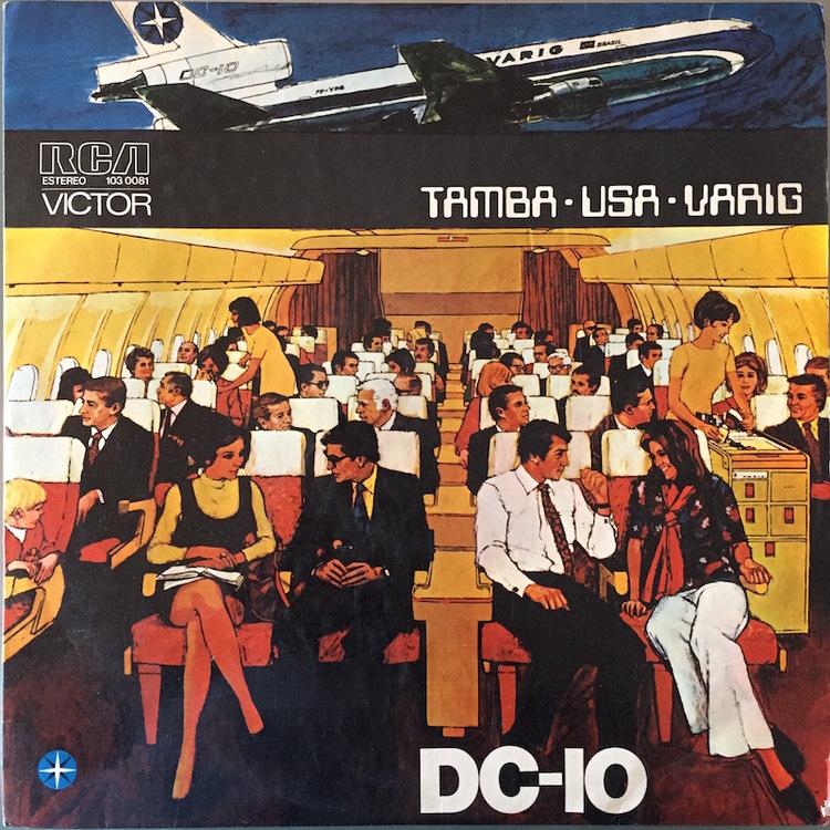 Full tamba trio dc10 front