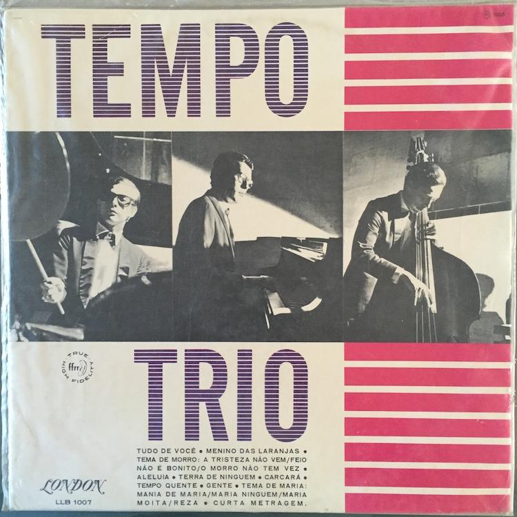 Full tempo trio st front