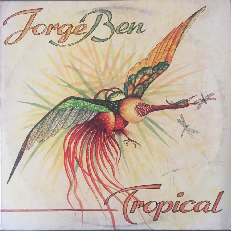 Full jorge ben tropical front