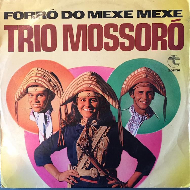 Full trio mossoro forro front