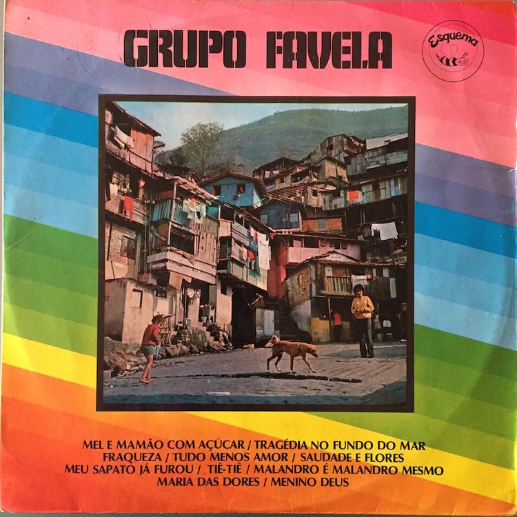 Full grupo favela front