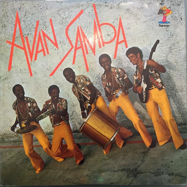 Full avan samba st front