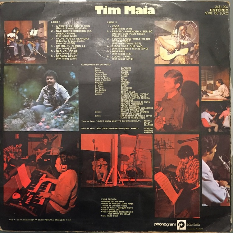 Full tim maia st2 back