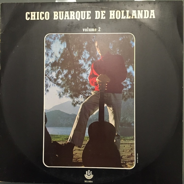 Full chico buarque hollanda vol2 front
