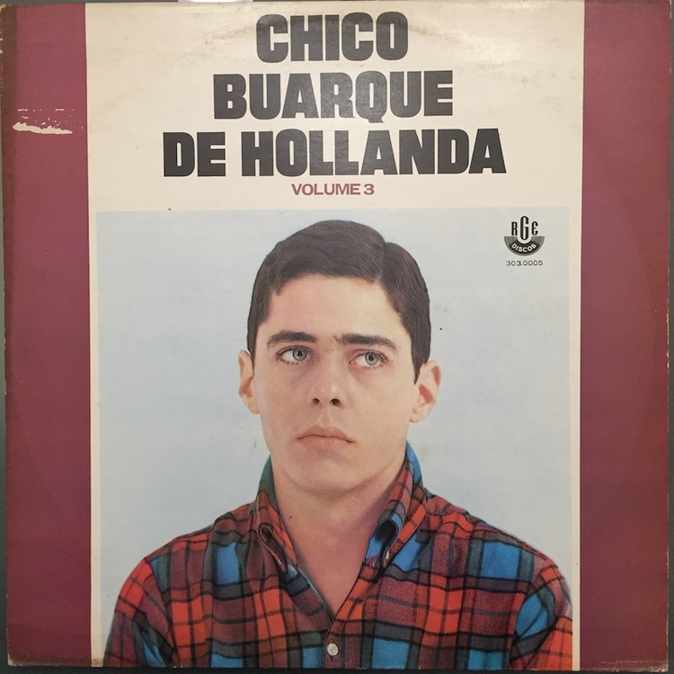 Full chico buarque hollanda vol3 front