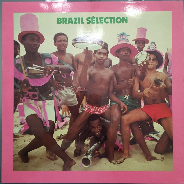 Full brazil selection front
