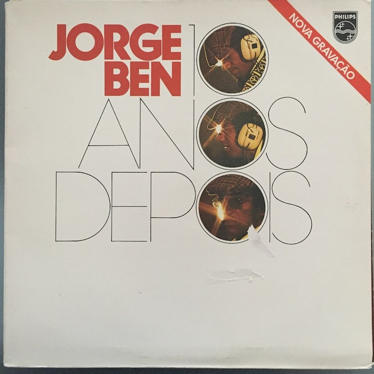 Full jorge ben 10 anos front