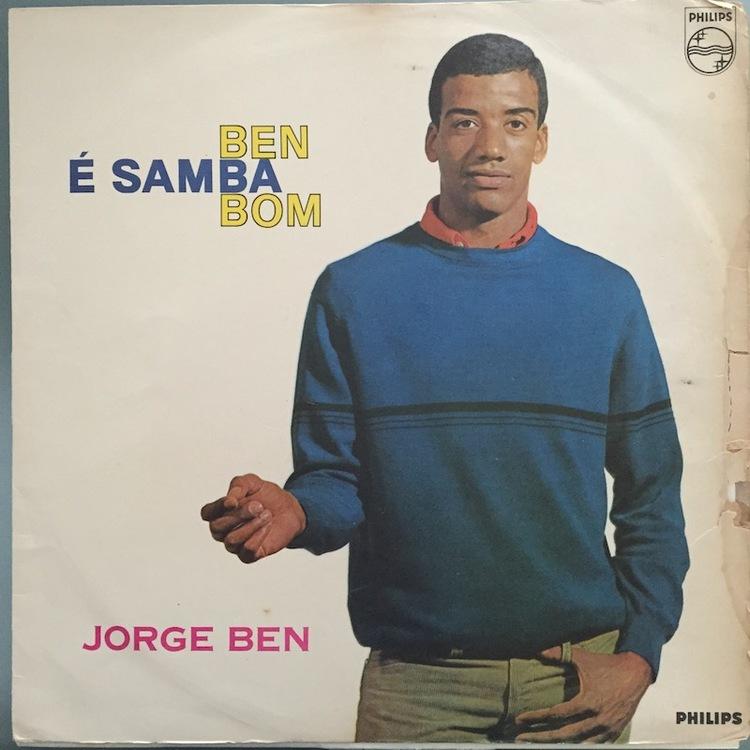 Full jorge ben samba bom front