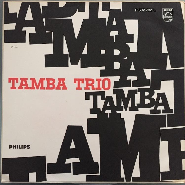 Full tamba trio tamba front