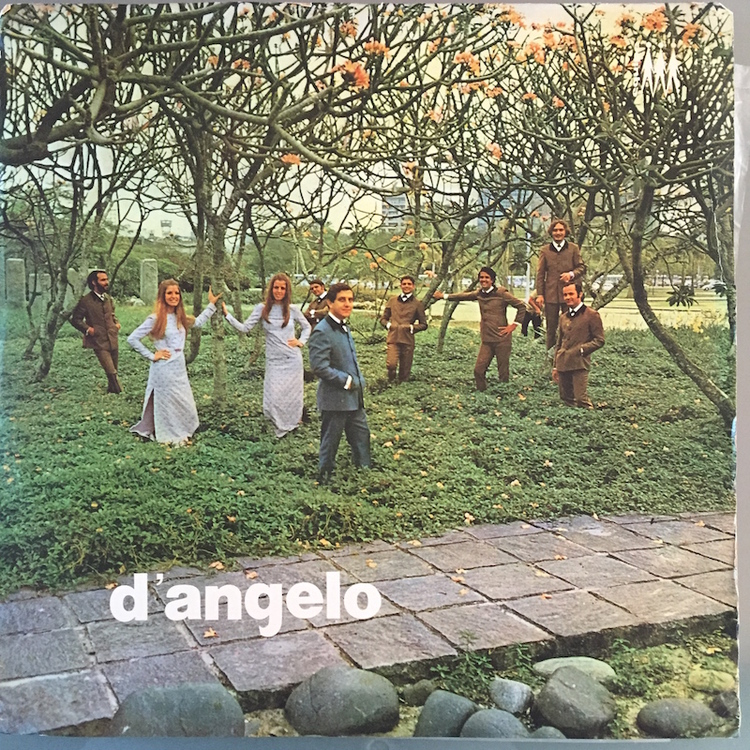 Full dangelo st front