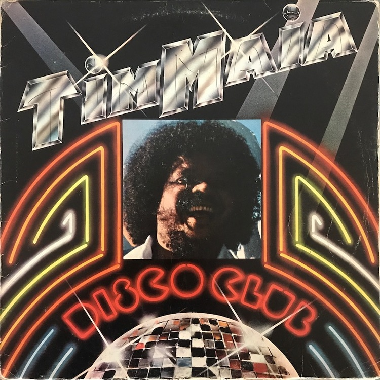 Full tim maia disco club front