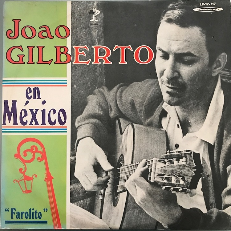 Full joao gilberto mexico front