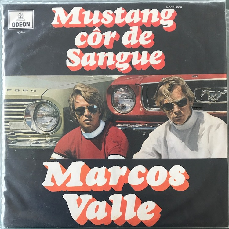 Full marcos valle mustang front