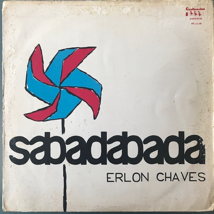 Full erlon chaves sabadabada front
