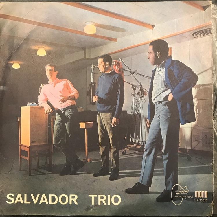 Full salvador trio tristeza front