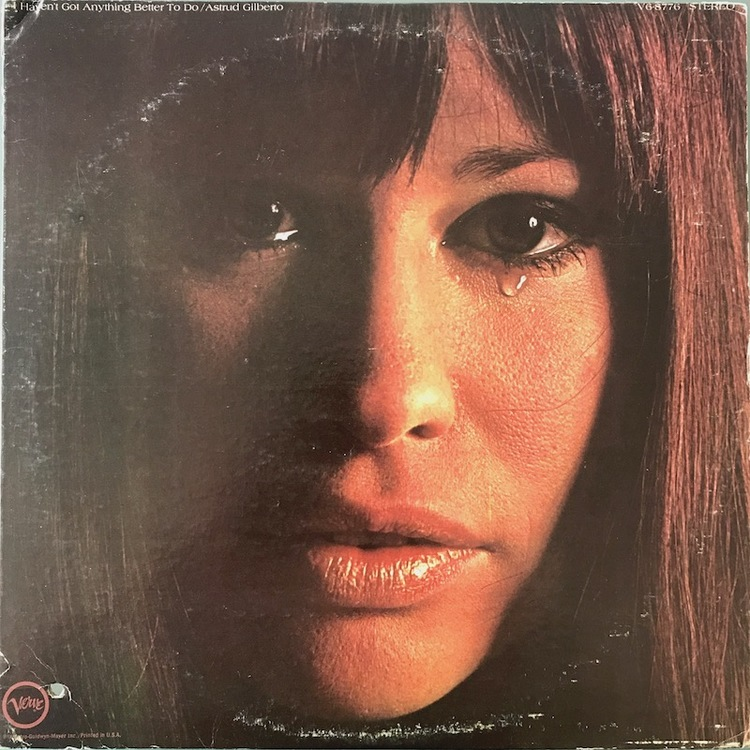 Full astrud gilberto better front