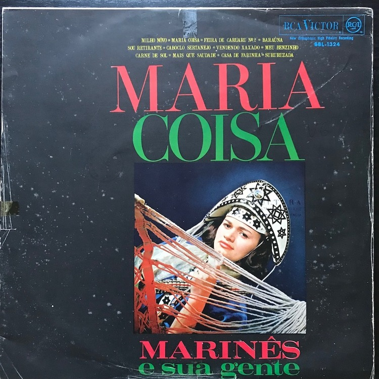 Full marines maria coisa front