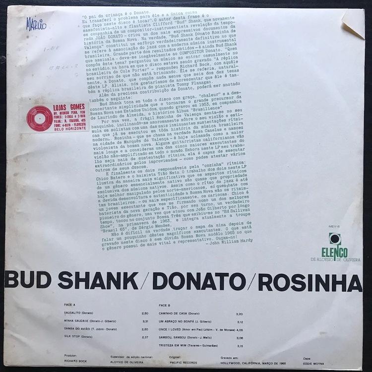 Full bud shank donato back