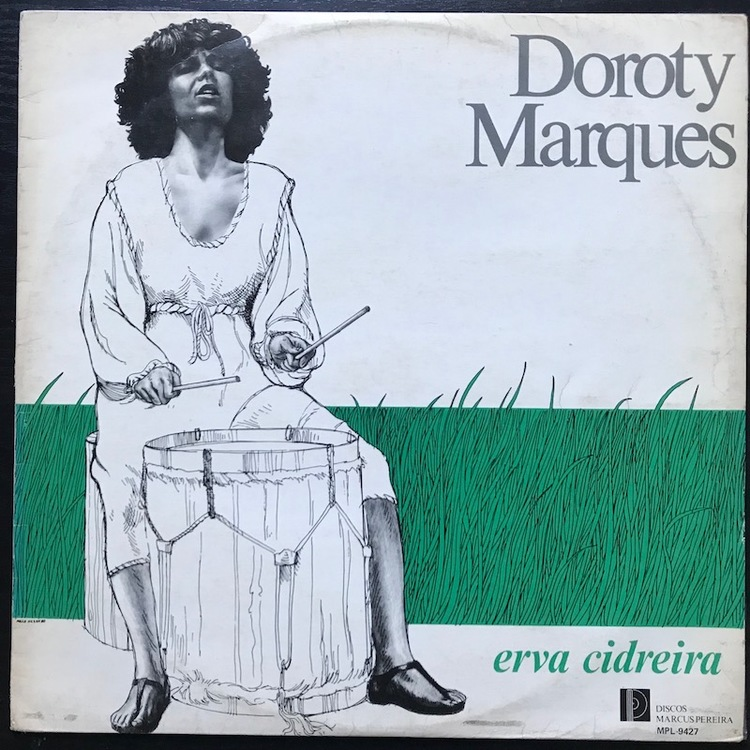 Full doroty marques erva front