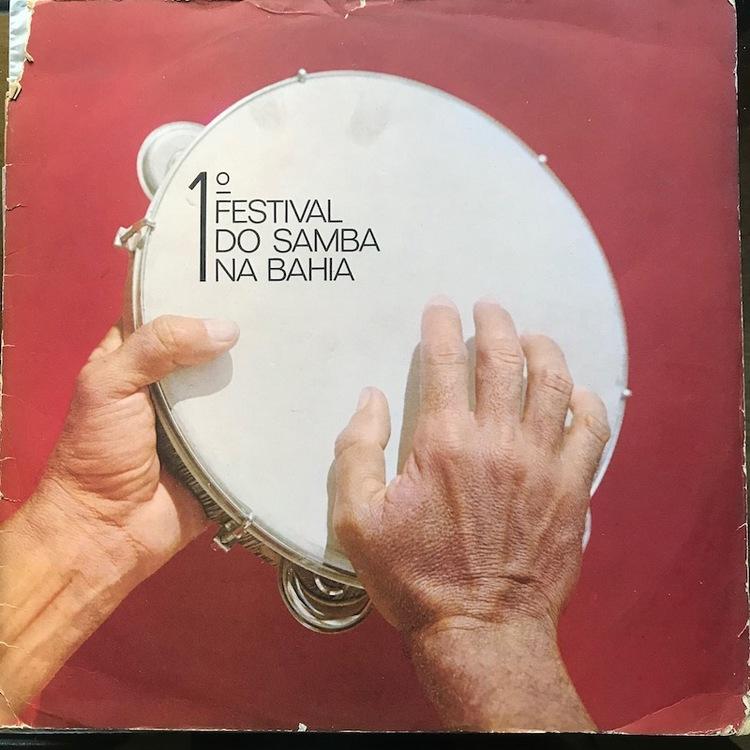 Full festival samba bahia front