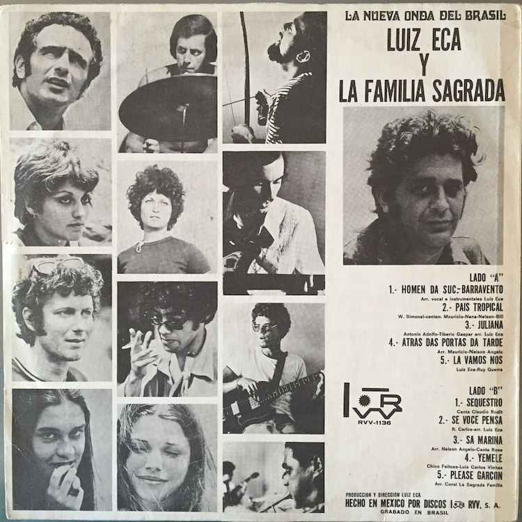 Full luiz eca familia sagrada back
