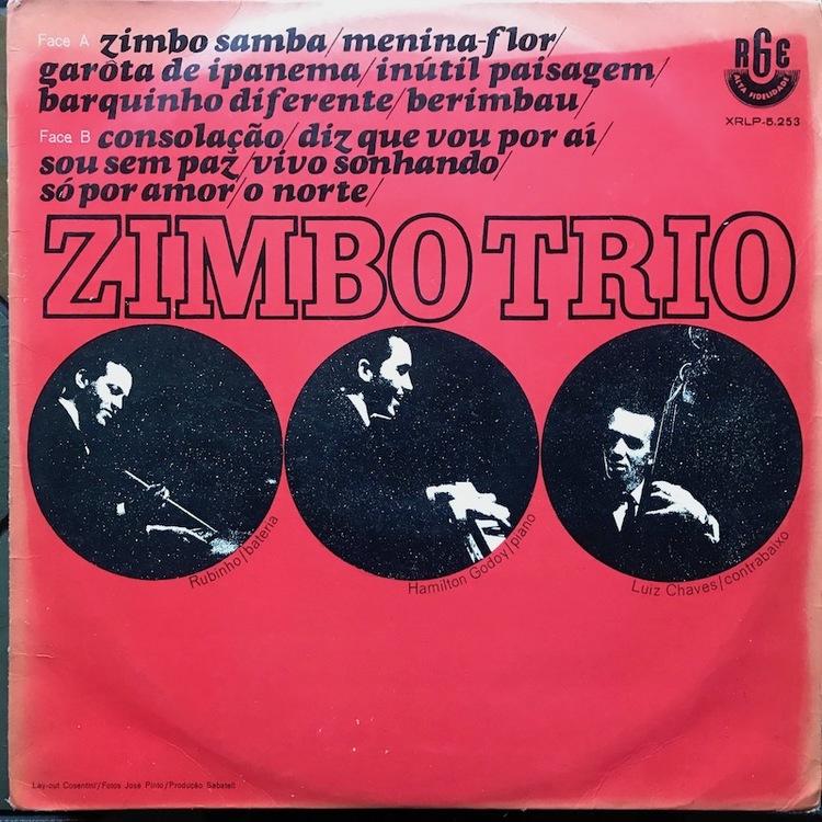 Full zimbo trio vol1 front