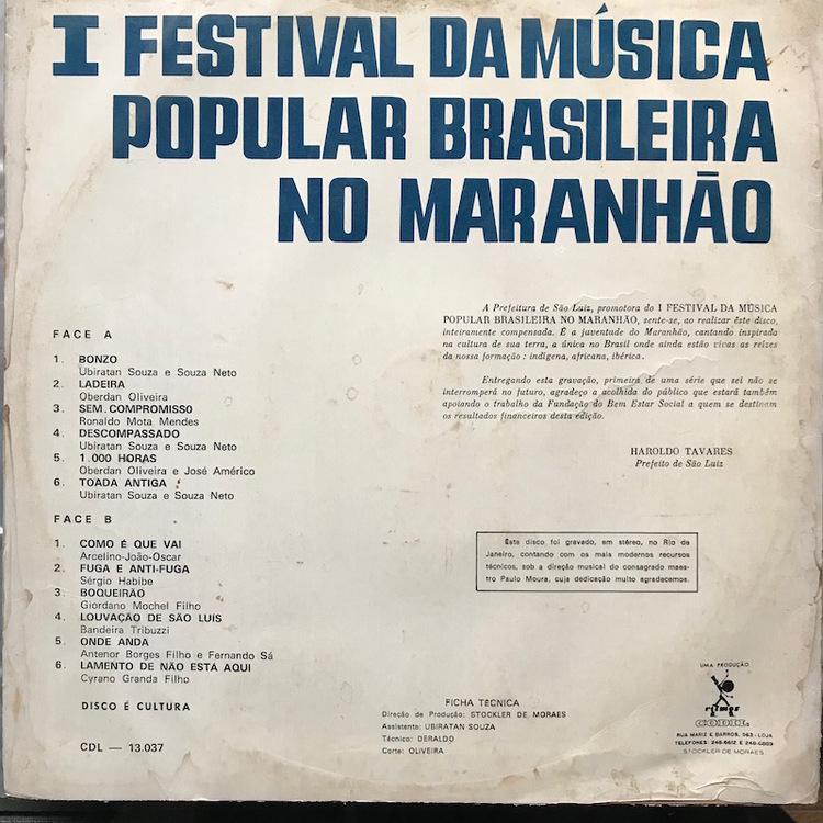 Full festival maranho back