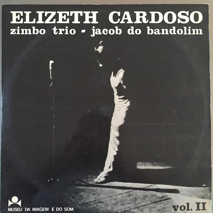 Full elizeth cardoso vol2 front