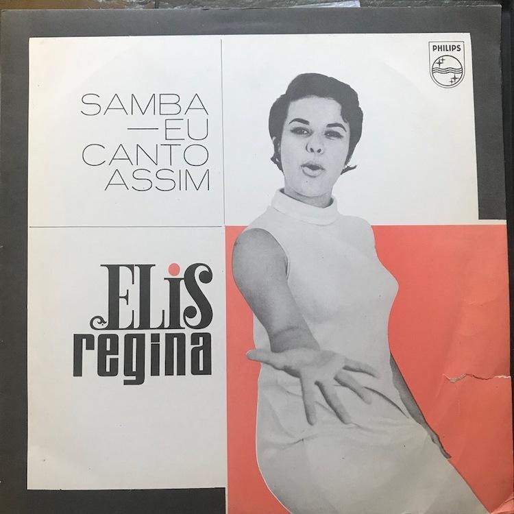Full elis regina samba front