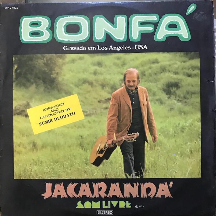 Full luiz bonfa jacaranda front