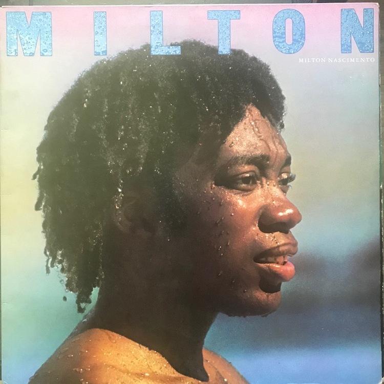 Full milton nascimento milton front