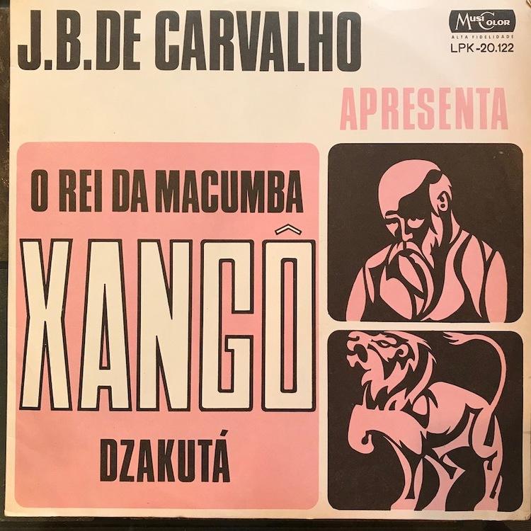 Full jb carvalho xango front