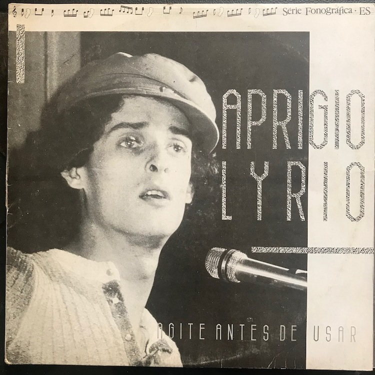 Full aprigio lyrio front