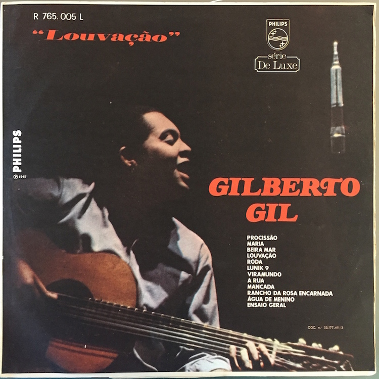 Full gilberto gil louvacao front