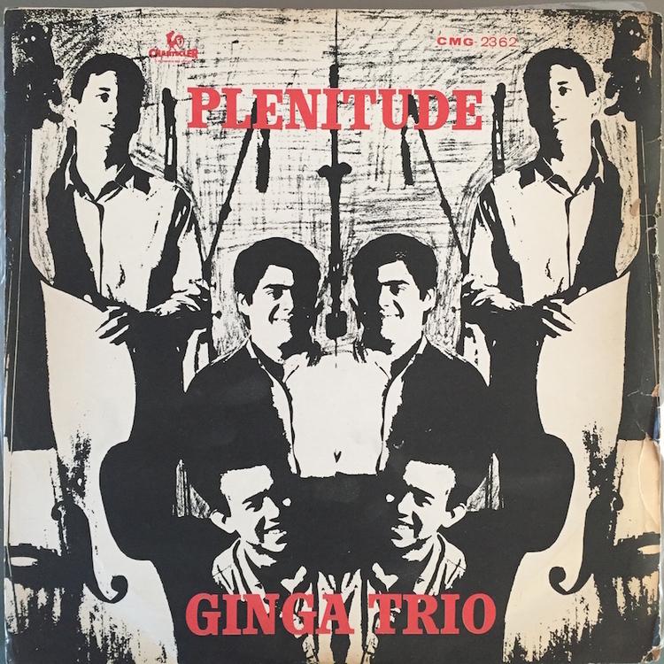 Full ginga trio plentitude front