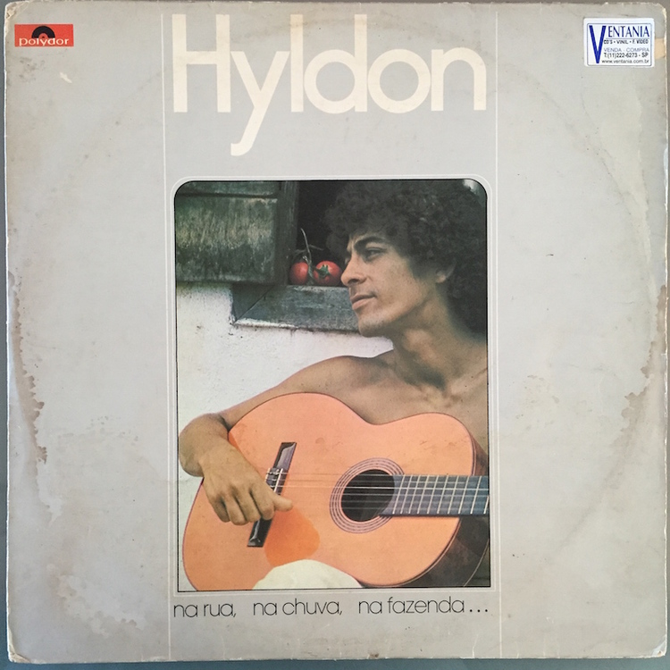 Full hyldon na front