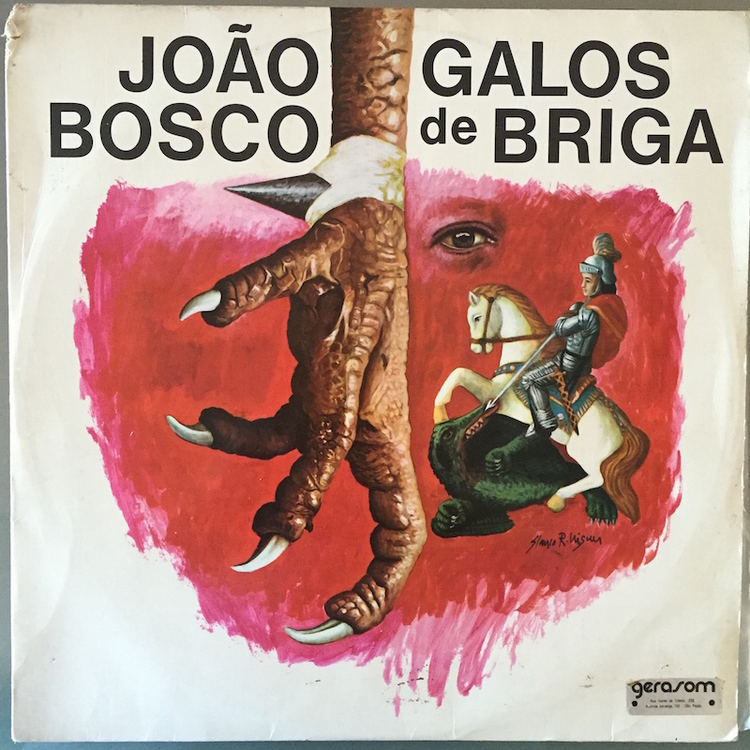 Full joao bosco galos front